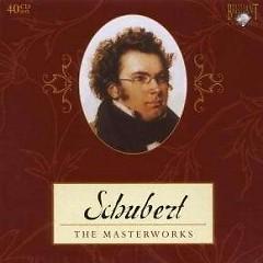 Franz Schubert-The Masterworks (CD25)