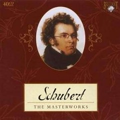 Franz Schubert-The Masterworks (CD30)