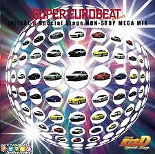 Initial D Special Stage Non-Stop Mega Mix (CD1)