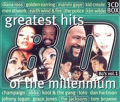 Greatest Hits Of The Millennium 80's Vol.1 (CD4)