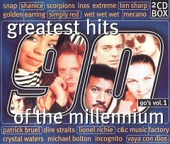Greatest Hits Of The Millennium 90's Vol.1 (CD1)