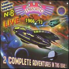 Weird Tapes 8 [Live 1966-1973]