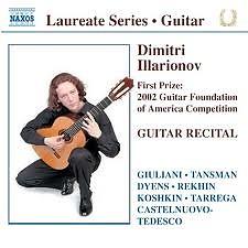 Guitar Recital - Dimitri Illarionov