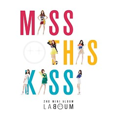 Miss This Kiss (Mini Album) - LABOUM