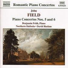John Field:Piano Concertos CD2 - Benjamin Frith