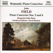 John Field:Piano Concertos CD3 - Benjamin Frith