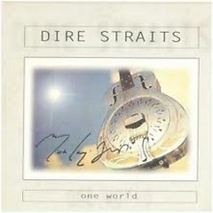 One World (CD1) - Dire Straits