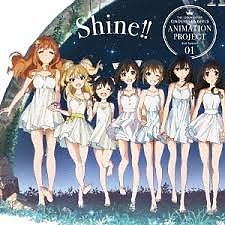 THE iDOLM@STER Cinderella Girls ANIMATION PROJECT 2nd Season 01 - Shine!!