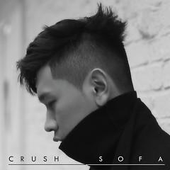 Sofa (Single) -                                                                   Crush