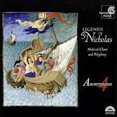 Legends Of St. Nicholas - Medieval Chant And Polyphony (CD1)
