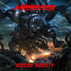 Suicide Society (Deluxe Edition) (CD1) - Annihilator