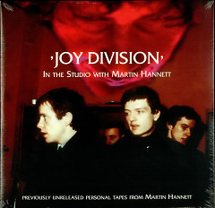 In The Studio With Martin Hannett (CD1) - Joy Division