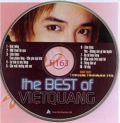 The Best Of Việt Quang - Việt Quang