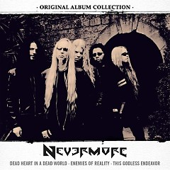 Original Album Collection (CD2) - Nevermore