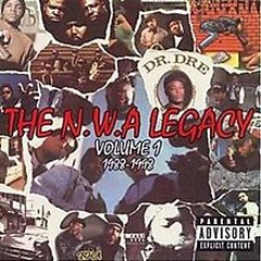 The N.W.A Legacy, Vol. 1 (1988-1998) (CD2) - N.W.A