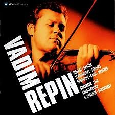 Complete Recordings At Warner Classics CD9 - Vadim Repin