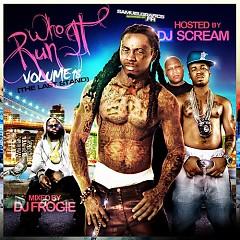 Who Run It 18 (CD1)