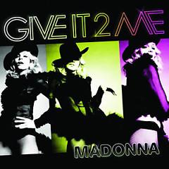 Give It 2 Me (UK 5'' CDS2 - Australia)