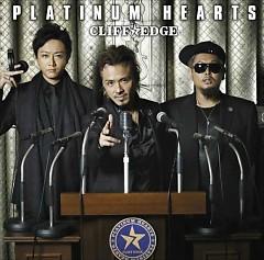 PLATINUM HEARTS - CLIFF EDGE