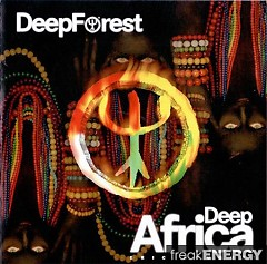 Deep Africa (Promo CD Album)