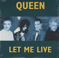 Let Me Live - CDS - Queen