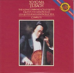 Bach The Six Unaccompanied Cello Suites CD1