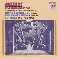 Mozart Divertimento, K. 563