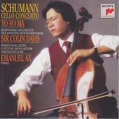 Schumann Cello Concerto Fantasiestucke