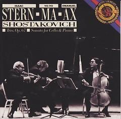 Shostakovich Piano Trio, Cello Sonata