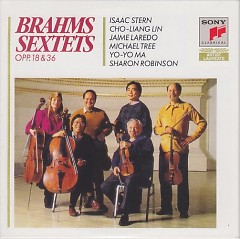 Brahms  String Sextets, Theme And Variations For Piano Disc 1