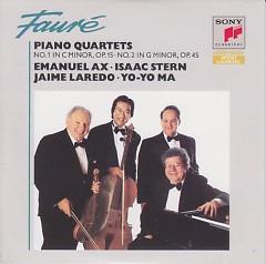 Faure  Piano Quartets
