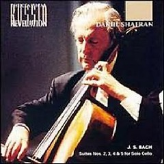 Bach Cello Suites CD2 - Daniel Shafran