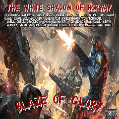 Blaze Of Glory - The White Shadow