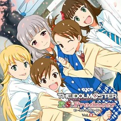 DJCD THE iDOLM@STER P.S. Producer Vol.1