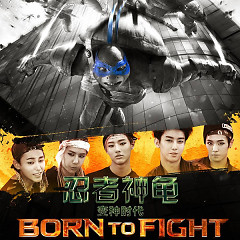 Born To Fight - 
