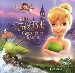 TinkerBell And The Great Fairy Rescue (Score) (P.2)