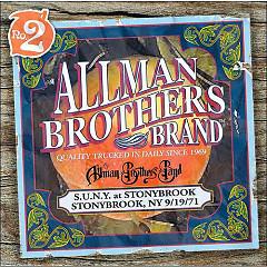The Allman Brothers Band - Stonybrook, NY 9-19-71 (CD2)