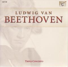 Complete Works CD 010  Triple Concerto