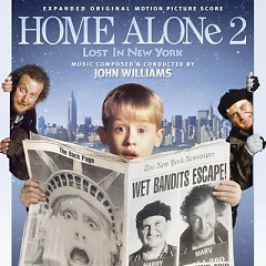 Home Alone 2: Lost In New York OST (CD2) - Pt.1