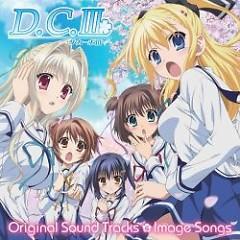D.C.III ~Da Capo III~ Original Sound Tracks & Image Songs CD3