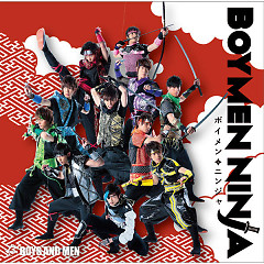 BOYMEN Ninja - BOYS AND MEN