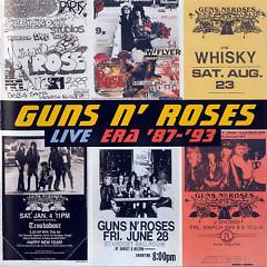 Live Era (CD1) - Guns N' Roses