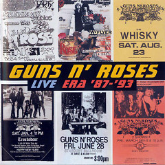 Live Era (CD2) - Guns N' Roses