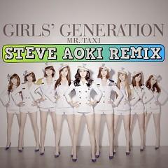 Mr. Taxi (Steve Aoki Remix) - SNSD