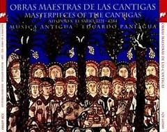 Obras Maestras De Las Cantigas CD1 - Eduardo Paniagua