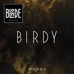 Words (Blonde Remix) - Birdy