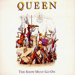 The Show Must Go On - CDS