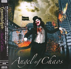 Angel Of Chaos (Japanese Ed.)  - Concerto Moon