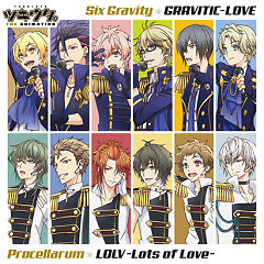 GRAVITIC-LOVE / LOLV-Lots of Love-