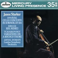 The Collector's Edition CD 33 Starker - Dvořák Cello Concerto